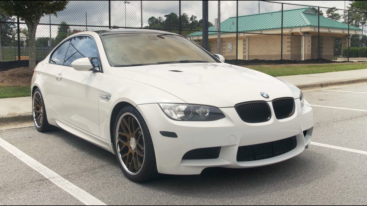 e92 bmw m3 review the only v8 bmw m3 ever made youtube. Black Bedroom Furniture Sets. Home Design Ideas
