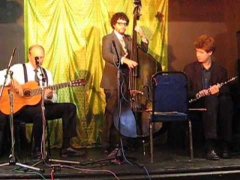 Duck Baker Trio .Alex Ward, clarinet and Joe Williamson, bass. The tune is