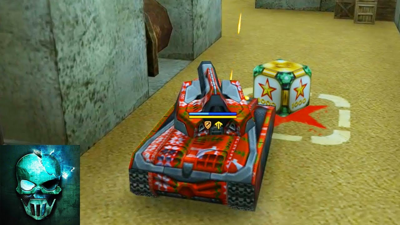 Download Tanki Online GOLD BOX VIDEO #17 by Ghost Animator