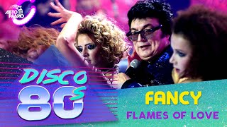 Fancy - Flames of Love (Disco of the 80's Festival, Russia, 2008)