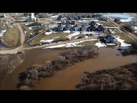 Flooding - Sexsmith - County of Grande Prairie, AB
