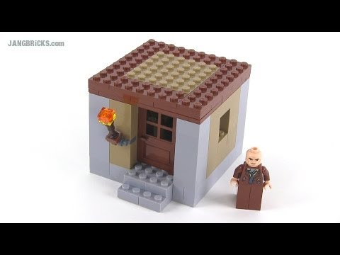 LEGO Minecraft small villager house MOC - YouTube