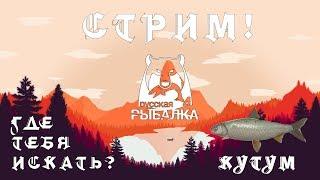 Російська Рибалка 4 із Олексій BoJIoCaTbIu - Забили на кутума, пішли в тури з призами!