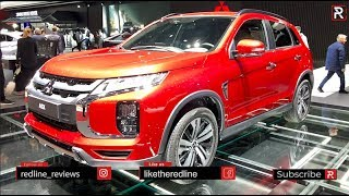 2020 Mitsubishi ASX (Outlander Sport) - Redline: First Look - 2019 Geneva Motor Show