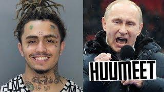 Venäjä Kieltää Rap-Musiikin? Lil Pump TAAS Pidätetty!