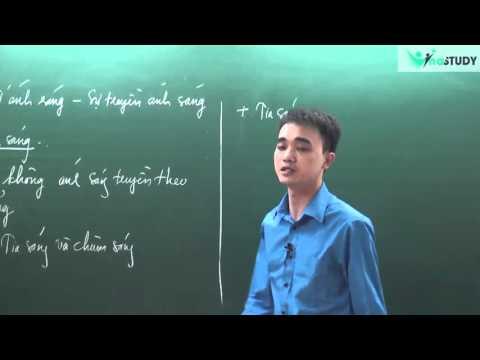Vật lý lớp 7 - Nhận biết ánh sáng  - Nguồn sáng