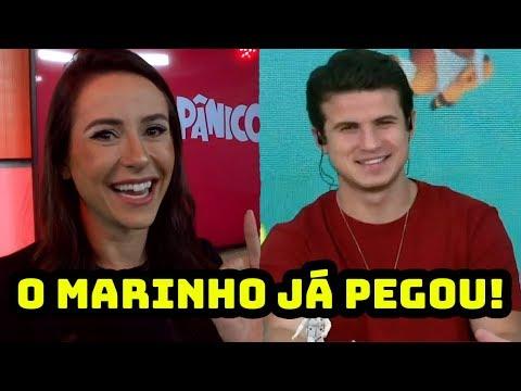 Pânico 2020 - Episódio 50 | MARINA FEZ UMA REVELAÇÃO SOBRE ANDRÉ MARINHO!!