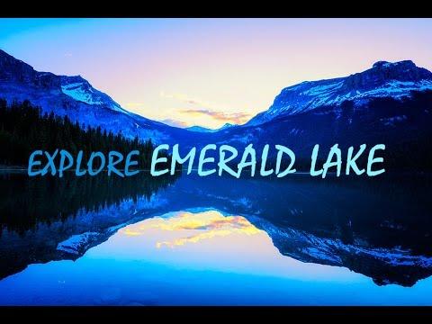 Explore Emerald Lake, Canada