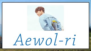 Gambar cover [THAISUB] KYUHYUN - Aewol-ri #เล่นสีซับ