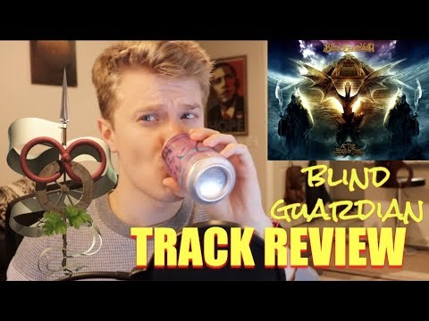 Blind Guardian - Wheel of Time (TRACK REVIEW)