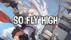 Nightcore - Birds - Imagine Dragons ft. Elisa - (Lyrics)