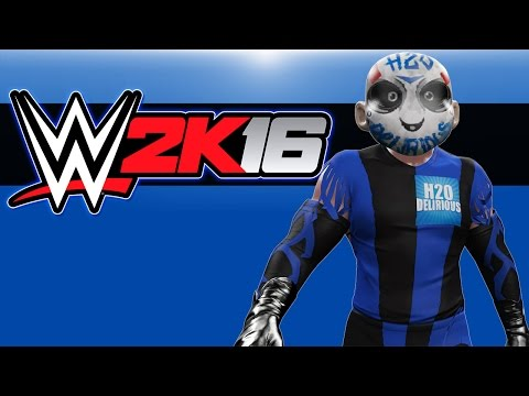 WWE 2K16 - EXTREME RULES! (OhmWrecker Vs Delirious) Breaking the RING!