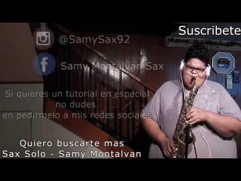 No hay lugar mas alto - Tutorial Sax Alto - Samy Montalvan #17