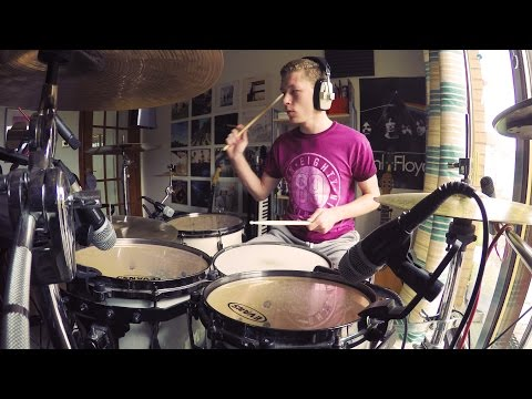 Pink Floyd - High Hopes - Drum Cover (4K) mp3