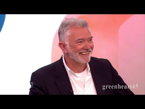 Martin Shaw on Loose Women - 29 April 2015