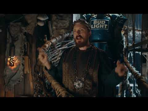 Ads we Like: 'Dilly Dilly' return sees Bud Light Knight punish a mead-drinking dissident