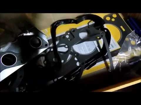 Фото к видео: Капремонт ДВС E7J262 (Dacia Solenza). Дефектовка и запчасти.