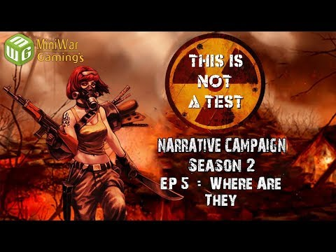 Where Are They? - This is Not a Test Season 2 Episode 5