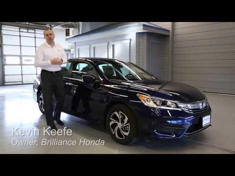 2017 Honda Accord LX 4D Sedan   Brilliance Honda