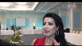إبراهيم أبو ذكري وسمية الخشاب يطلقون مونديال الأذاعة والتلفزيو
