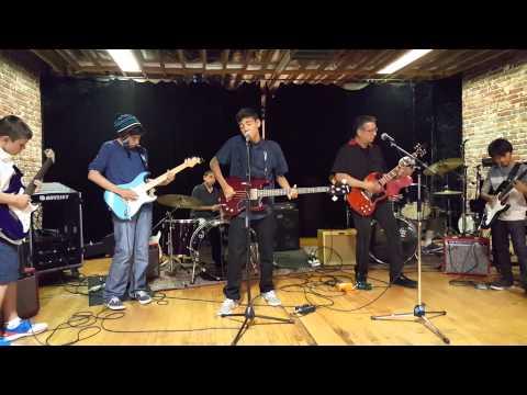 The minorities - South Pasadena Music Conservatory