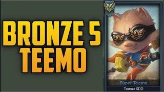 Teemo XDD- Bronze Spectates 24