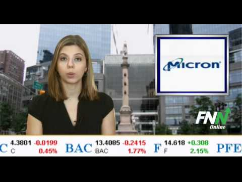 Morgan Stanley Raised Its PT For Micron Technology To $13.50