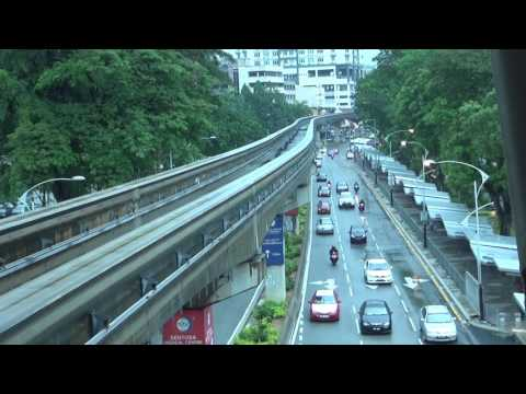 Metro Rail and Express Highway Malaysia