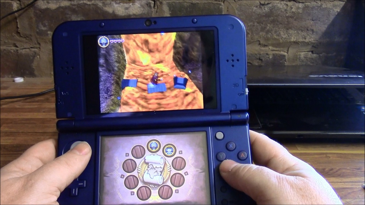 lord of the rings ds