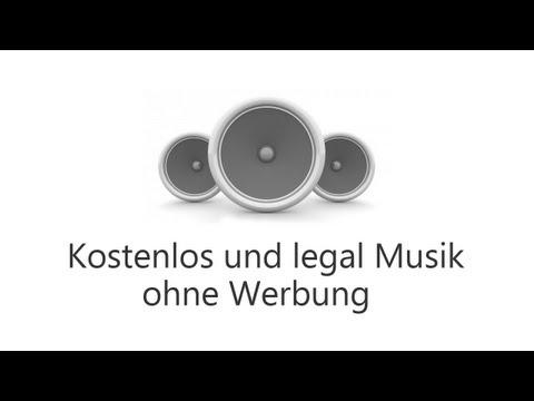 Kostenlos und legal Musik hören ohne Werbung
