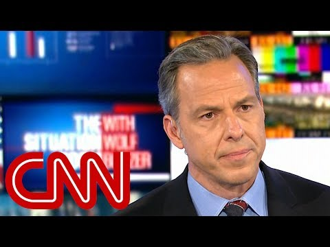 Jake Tapper fact-checks Trump press conference: Wasnt coherent
