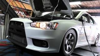 Evolution X Dyno Over 750WHP By Colo Performance
