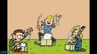 Εικονογραφημένα Παιχνίδια #6 Μαγικά Κουτιά