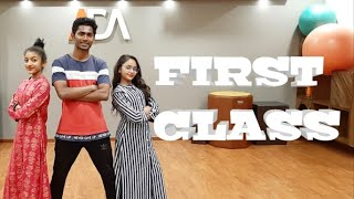 Kalank - First Class | Ajay Dance Club | Bollyhop Dance Choreography