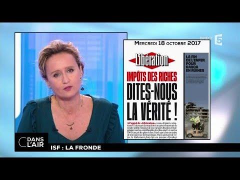 ISF : la fronde #cdanslair 19.10.2017