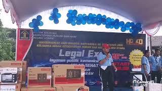 HDKD KANTOR WILAYAH KEMENKUMHAM MALUT 2019