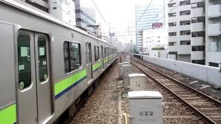 京王線7728F 準特急 京王多摩センター行 笹塚駅入線シーン
