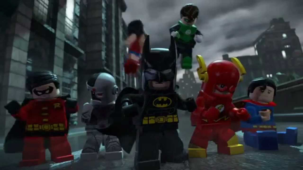 lego batman the movie dc superheroes unite full movie youtube