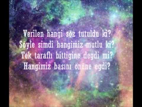 Murat Dalkilic - Bir hayli lyrics