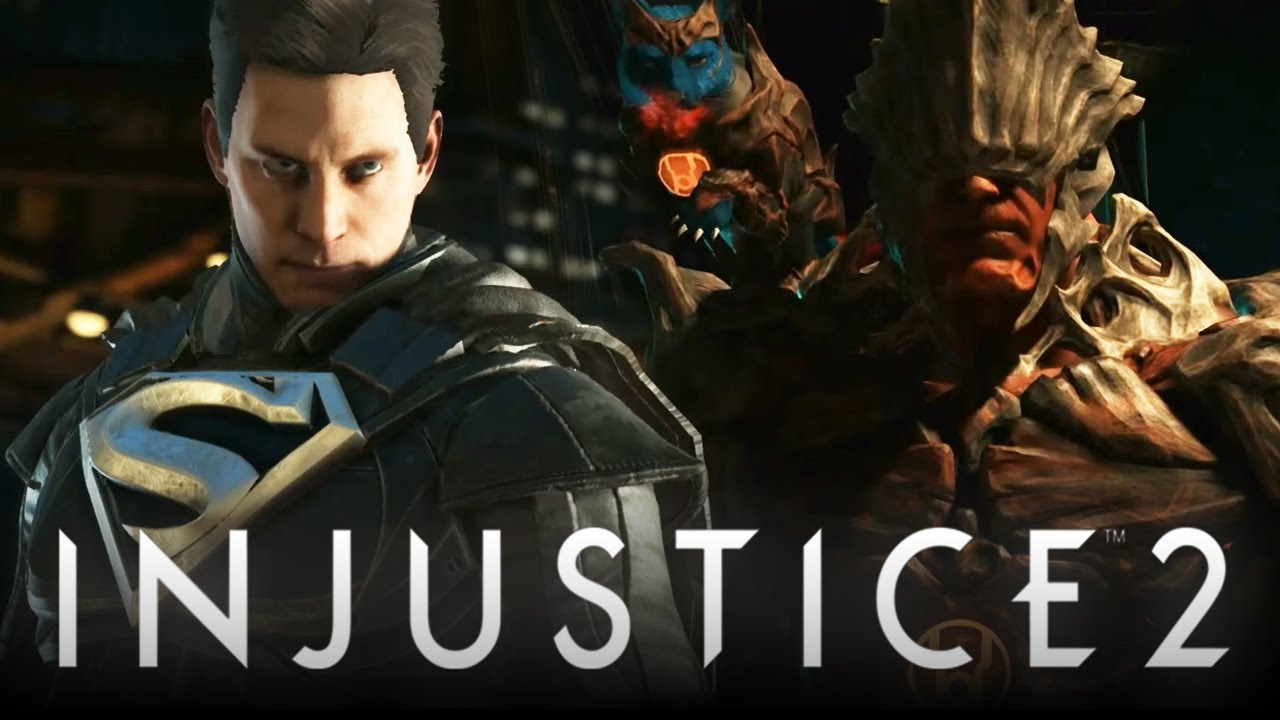 Injustice gods among us 2 release date in Australia