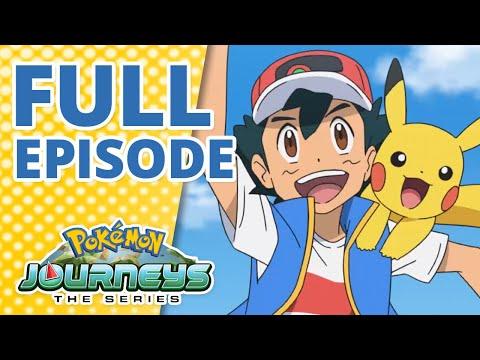 Download ENTER PIKACHU! | Pokémon Journeys: The Series Episode 1