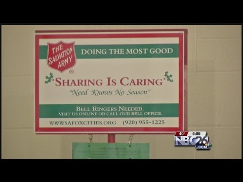 Salvation Army Needs You To Adopt-A-Family