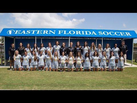 Women's Soccer - Eastern Florida State College vs. Iowa Western Community College