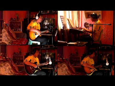 Shine a Light Rolling Stones Guitar Cover