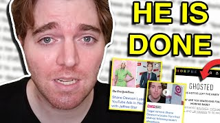 SHANE DAWSON IS DONE WITH YOUTUBE?!