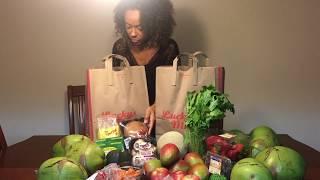 Dr. Sebi Approved Alkaline Food Haul & Benefits! Video