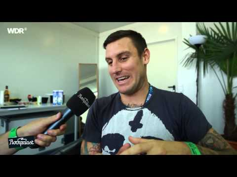 Parkway Drive Interview | Rockpalast