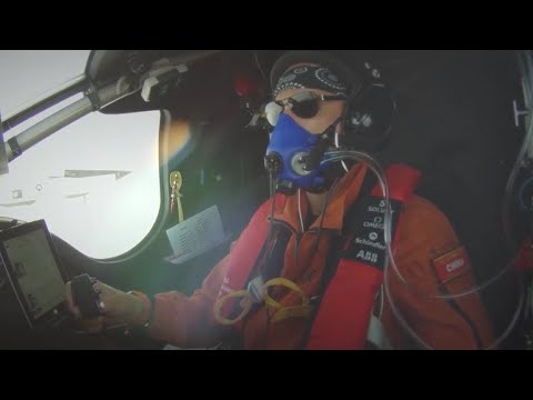 Solar Impulse: how Bertrand Piccard gets renewable energies to new heights | Total