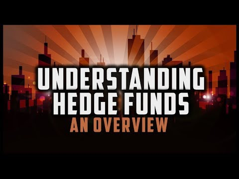 UNDERSTANDING HEDGE FUNDS (A Brief Overview)