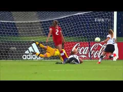 Match 12: Germany v Canada - FIFA U17 Women's World Cup Jordan 2016